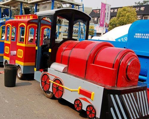 amusement park trains for sale