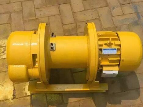Electric winches for sale, Ellsen provide quality winches for construction works