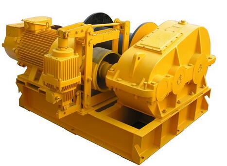 Professional manufacturer of electric/hydraulic winches for construction