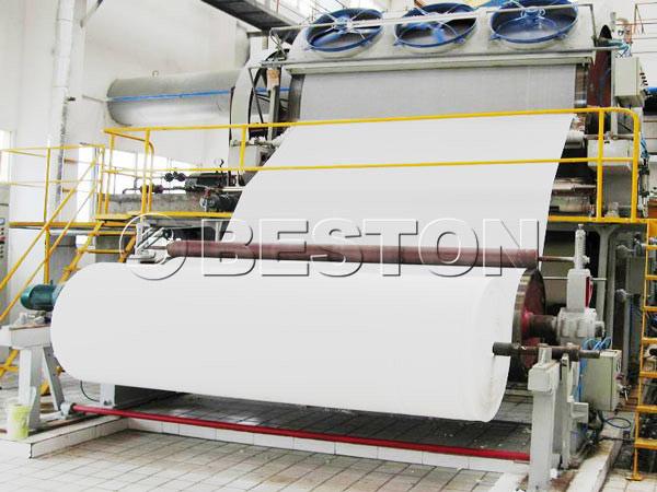 BT-1880 tissue paper making machine for sale