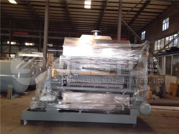 BTF-4-8 Egg Tray Machine to Indonesia