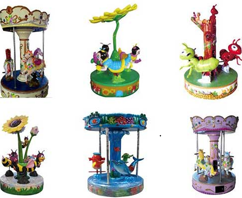 carnival kiddie carousel rides for sale