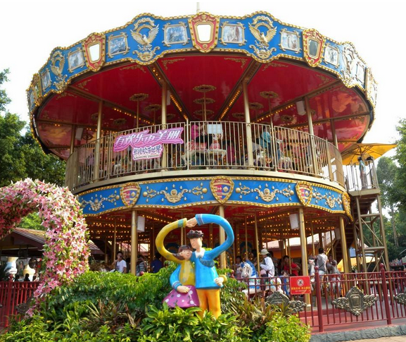 High quality carousel rides for sale